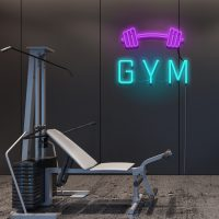 Gym Neon Light