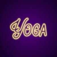 Yoga Neon Light