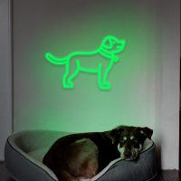Dog Neon Light