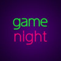 Game Night Neon Light