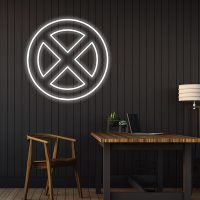 Superhero Neon Light