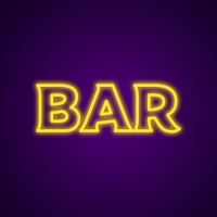 Cool Bar Neon Sign