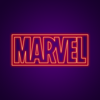 Marvel Custom Neon Sign